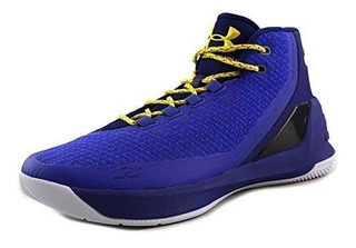 Under Armour Mens Curry 3 Basketball Shoes 11