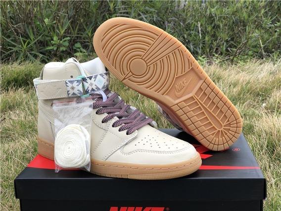 Tenis Nike Jordan 1 High Retro N7 Originales Nuevos Hombres