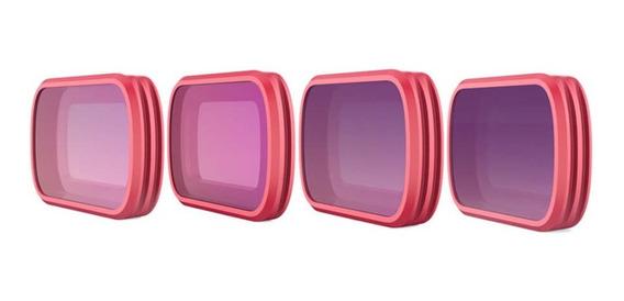 Filtros Nd8 Nd16 Nd32 Nd64 Para Osmo Pocket - Pgytech