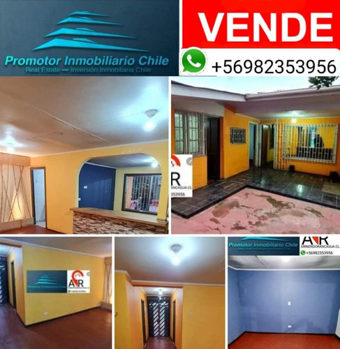 Imagen 1 de 1 de Venta De Casa, Rancagua, Para Inversionistas, Con Renta M...