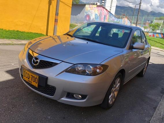 Mazda 3 1600 Unica Dueña Modelo 2009 70000 Kilometros