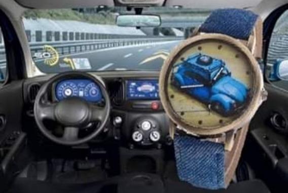 Reloj Auto Moda 2020 Hombre Mujer
