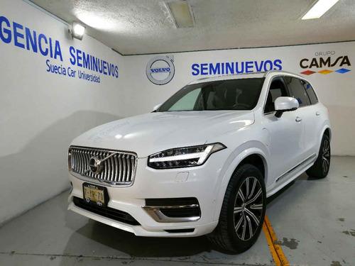 Imagen 1 de 15 de Volvo  Xc90  2021  5p Inscription Phev T8 L4/2.0/t Aut