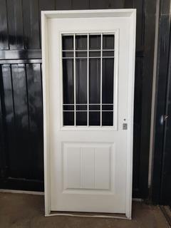 Puerta Doble Chapa Inyectada 0.88x2.00 -córdoba -incluye Iva
