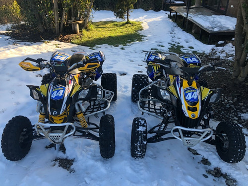 Can Am Ds 450 Cuatriciclo