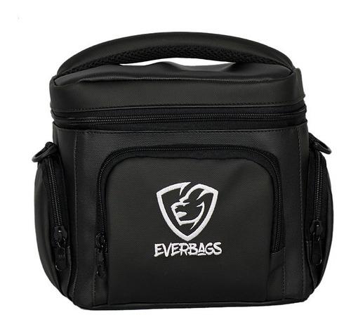 Bolsa Térmica Fitness  Academia Lancheira Everbags