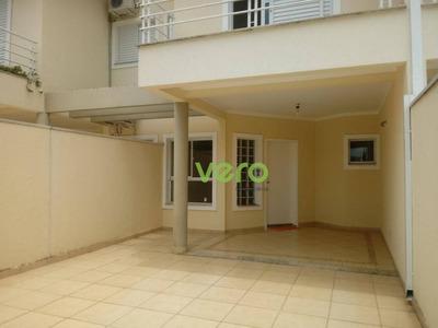 Casa Com 3 Dormitórios Para Alugar, 170 M² Por R$ 2.250/mês - Jardim Bela Vista - Americana/sp - Ca0073