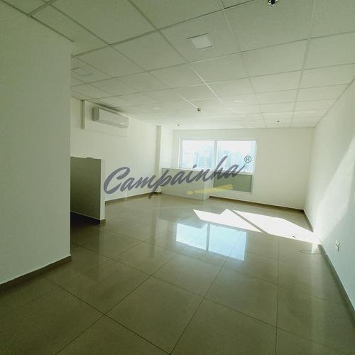 Sala Para Aluguel Em Vila Itapura - Sa001708