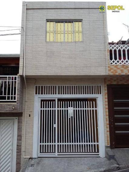 Sobrado Com 5 Dormitórios À Venda, 78 M² Por R$ 298.000 - Vila Carmosina - São Paulo/sp - So0201
