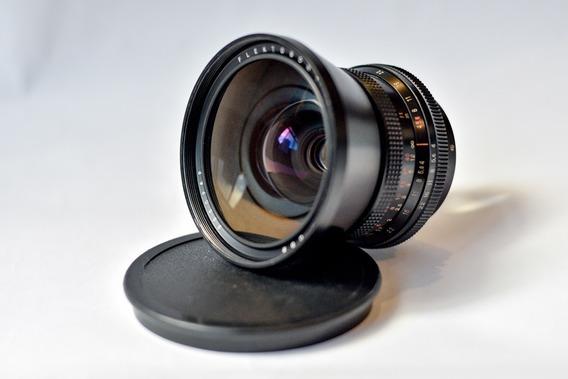 Lente Carl Zeiss Flektogon 50mm F4 No.9850262 Mount - P6