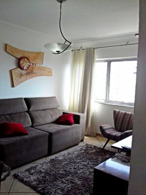 Apartamento De 3 Dorms, 1 Vaga No Rudge Ramos À Venda