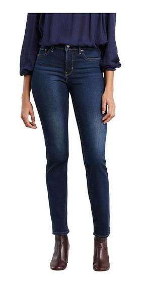 Calça Jeans Levis 314 Shaping Straight Feminina -00070