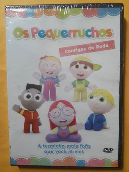 Dvd Os Pequerruchos - Novo, Original E Lacrado