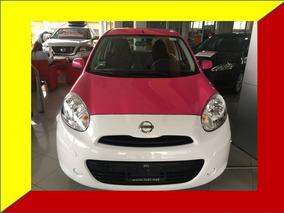 Taxi Cdmx Nissan March Enganche $4,000 Semanal $1,216
