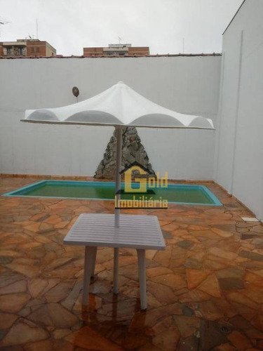 Casa Com 3 Dormitórios Para Alugar, 108 M² Por R$ 2.650,00/mês - Parque Industrial Lagoinha - Ribeirão Preto/sp - Ca0067