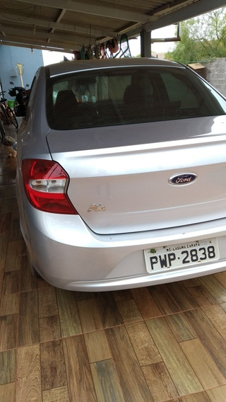 Ford Ka 1.0 Se Flex 4p 2015