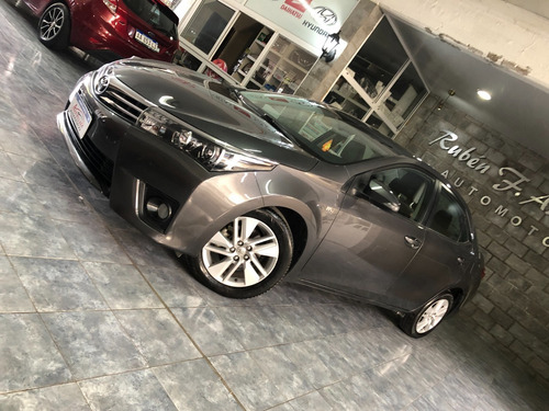 Toyota Corolla Xei 1.8 6mt 2015 Necochea