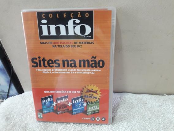 Dvd Coleção Info Sites Na Mão
