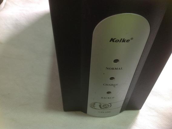 Ups Kozumi 600va Modelo Kups-600va Con Bateria Nueva