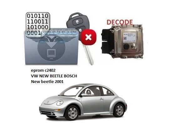 Decode Immo Off New Beetle 2001