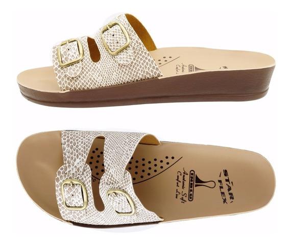 Sandália Ortopédica Chinelo Super Confortável