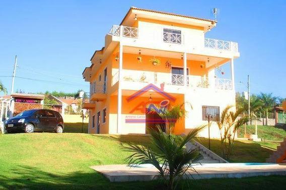 Chácara Com 3 Dormitórios À Venda, 840 M² Por R$ 860.000 - Cafezal Sete - Itupeva/sp - Ch0017