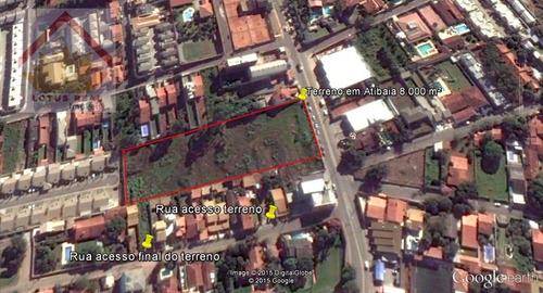 Área A Venda No Bairro Jardim Paulista Em Atibaia - Sp.  - 813-1