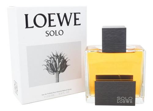 Imagen 1 de 1 de Solo Loewe 200ml Edt Spray