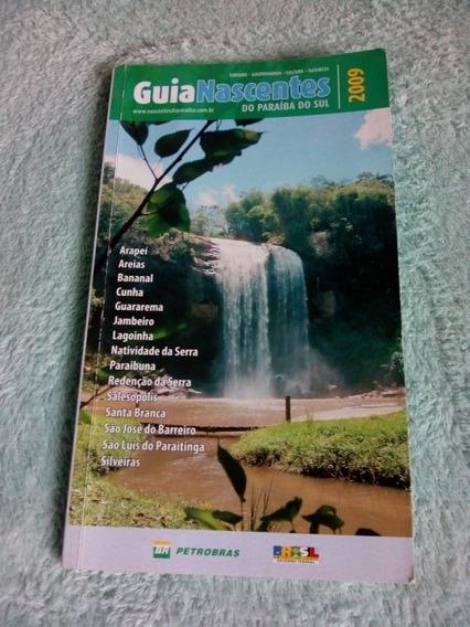 Livro - Guia Nascentes Do Rio Paraíba Do Sul - Antigo 2009