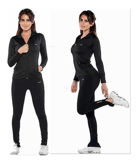 Conjunto Deportivo: Campera + Calza - Fitness Point Mujer