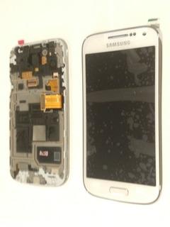 Modulo Para Samsung S4 Mini I9190 Original Con Marco