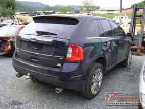 Sucata Ford Edge 3.5 V6 4x4 Limited 2012 Vendo Peças
