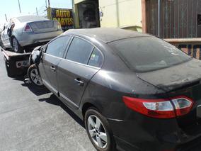 Renault Fluence 2012 Por Partes Piel, Quemacocos