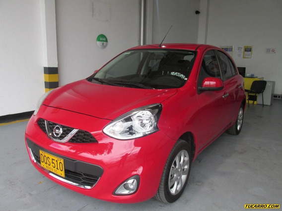 Nissan March Active Full Equipo