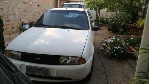 Imagem 1 de 10 de Ford Fiesta 1.4 Completo 16v 4p