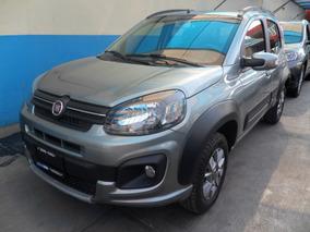 Fiat Uno 1.4 Way Mt 2018