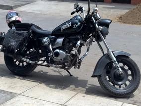 Moto Modelo Chopper