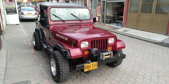 Jeep Wrangler Jeep Wrangler 1986