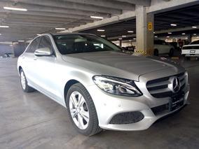 Mercedes-benz Clase C 2.0 200 Cgi Exclusive At 2017