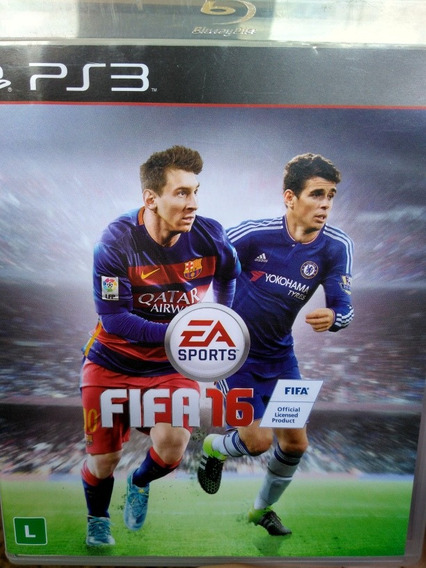 Fifa 16 Ps3 Original , A Pronta Entrega