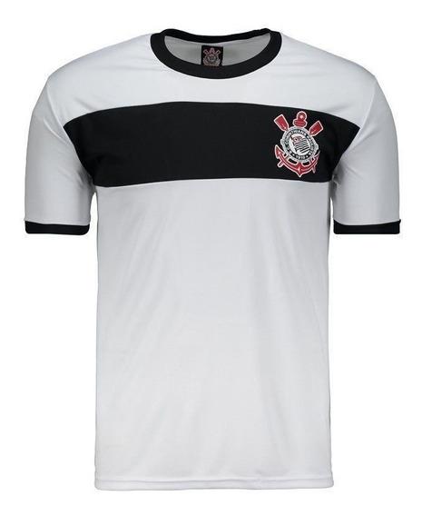 Camiseta Corinthians Basic Branca