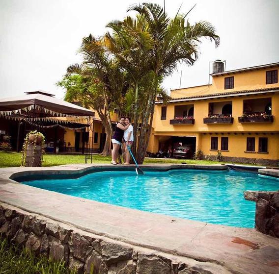 Alquilo Casa En Pachacamac Para Eventos