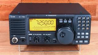 Manual Do Rádio Icon Ic-718 Em Português