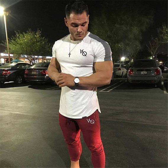 Playera Crossfit Vanquis Fitness Gym Gimnacio Jeremy