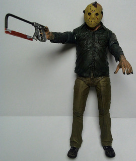 Muñeco Jason Friday The 13th The Final Chapter.
