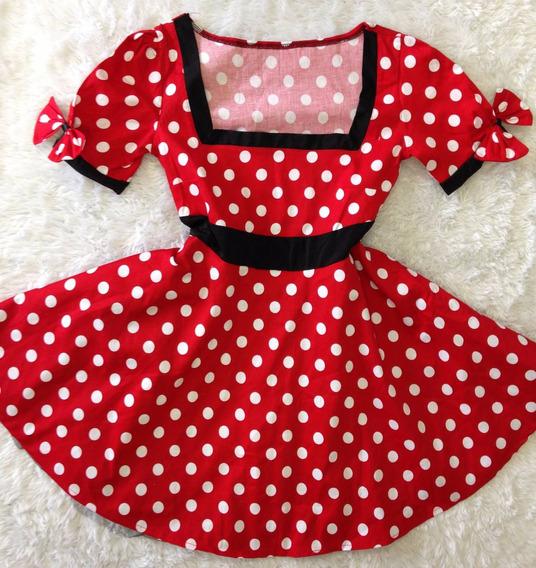Vestido Minnie Tam P