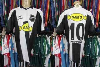 Abc 2000 Camisa Titular Tamanho G Número 10.
