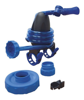Sistema De Hidratacion H2 Bike Manguera 1m, Wallis 0804