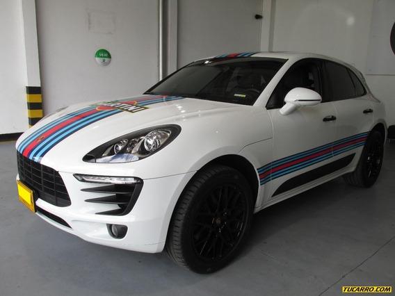 Porsche Macan Macan S 3.0 Turbo 4*4 At