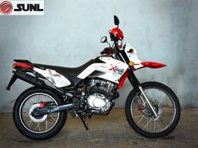 Moto Doble Proposito Lifan 200cc